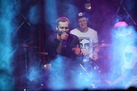 ROZHDEN дал сольный концерт в Москве
