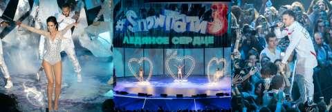 Музыка Первого вышла на новый уровень: #SNOWПАТИ3 в «Олимпийском»
