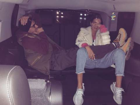 GUF и Кэти Топурия больше не скрывают свои отношения