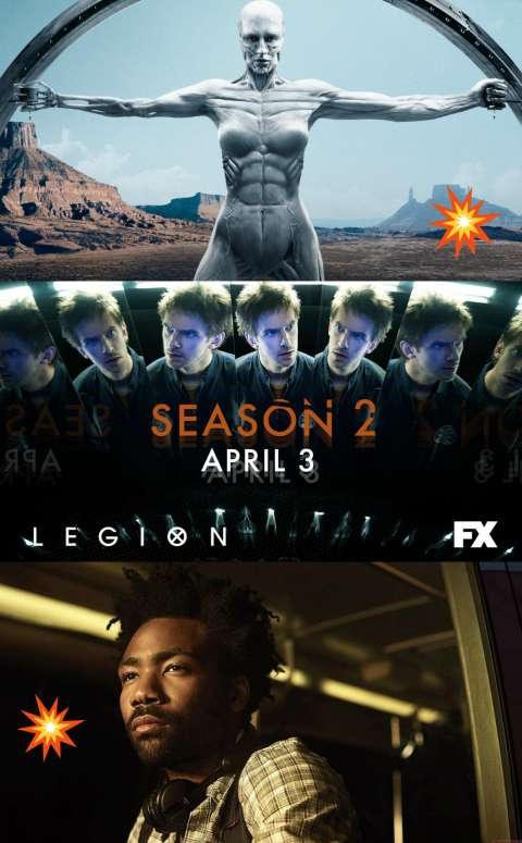 Самые ожидаемые сериалы этой весны