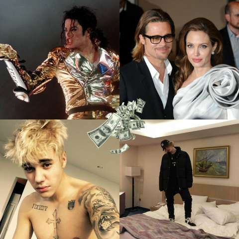 Безумные фанаты: вещи звёзд, купленные на аукционе