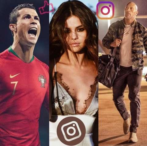 ТОП самых популярных аккаунтов в Instagram
