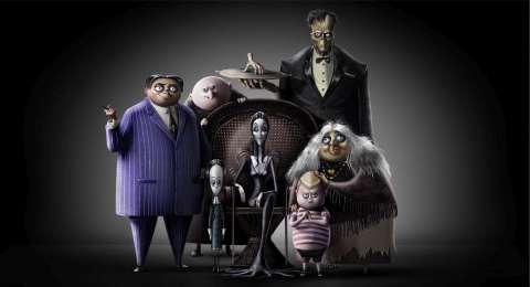 «Семейка Аддамс» возвращается на экраны