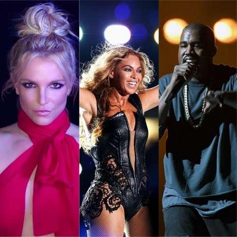 Названы лучшие песни XXI века