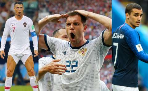 Какой футболист тебе подходит?