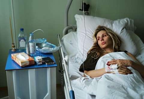 «Пишу и плачу»: LOBODA прокомментировала свое состояние