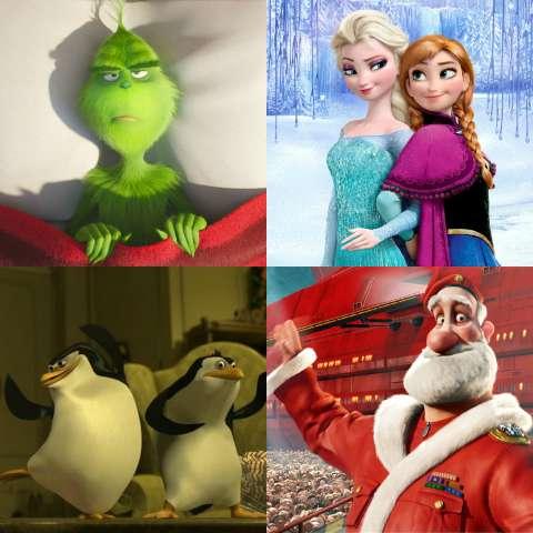 Новогодние мультфильмы, которые ты должен посмотреть