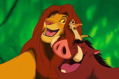 Кто ты из мультфильма «Король Лев»?