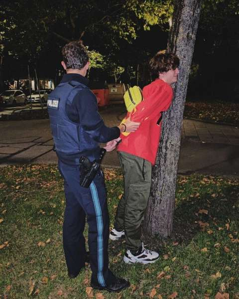 ЯнГо задержала полиция в Мюнхене