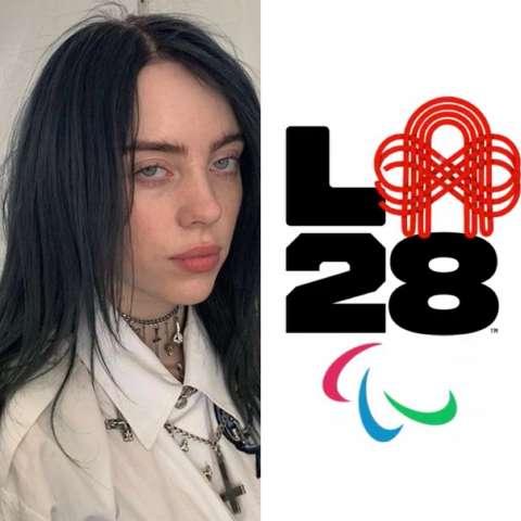 Представлена официальная эмблема Олимпийских игр 2028