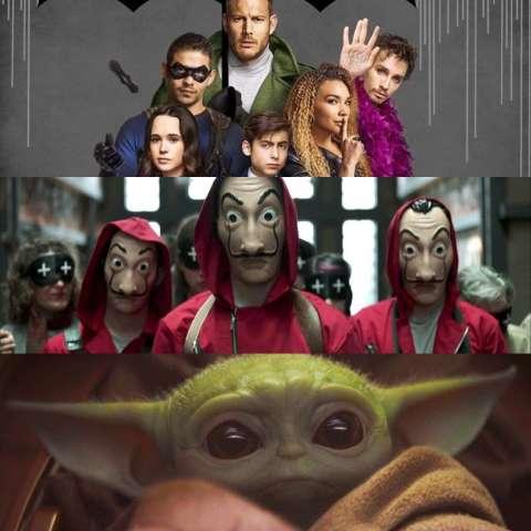 Опубликовали топ сериалов 2020 года