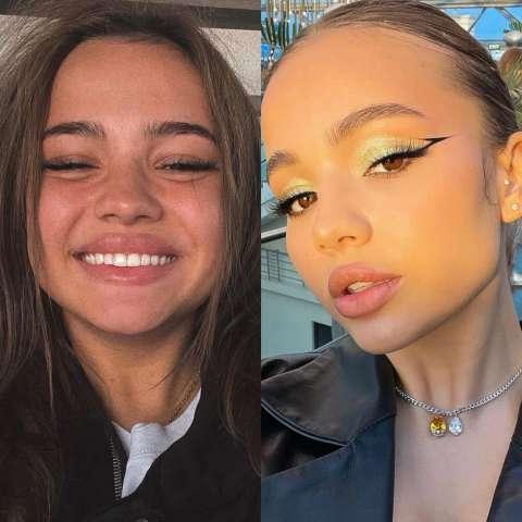 Звёзды без макияжа