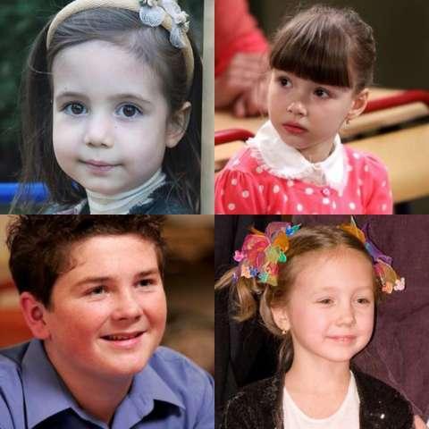 Как изменились дети из популярных сериалов?