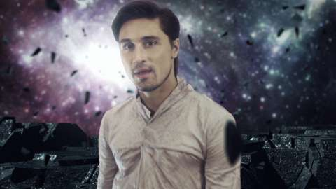 Alien 24. Music is in my soul