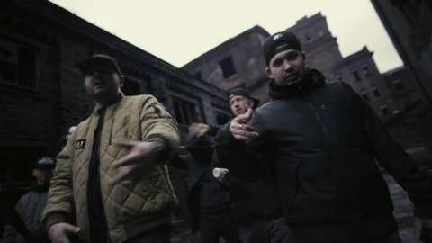 RIGOS feat. Крип-а-Крип, Obe 1 Kanobe - Фикция
